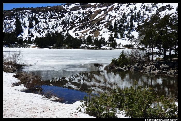 Lagunas de Neila Patos
