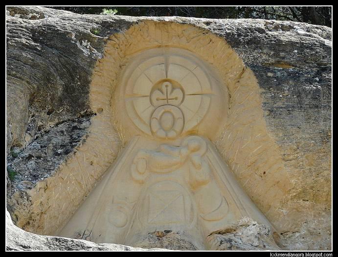 Ruta de las Caras Virgen de las caras