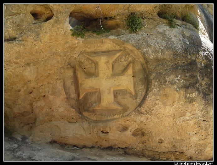 Ruta de las Caras Cruz Templaria