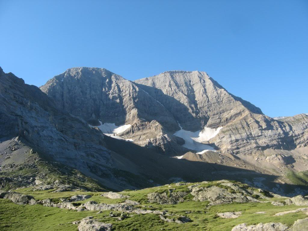 Arista noroeste del Petit Astazou (3.015 m.) - Mendiak